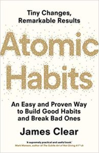 "Tiny Changes, Remarkable Results: ""Atomic Habits"" by James Clear"